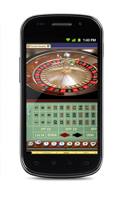 online casino roulette  android