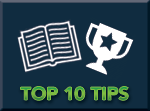 Top 10 Roulette tips