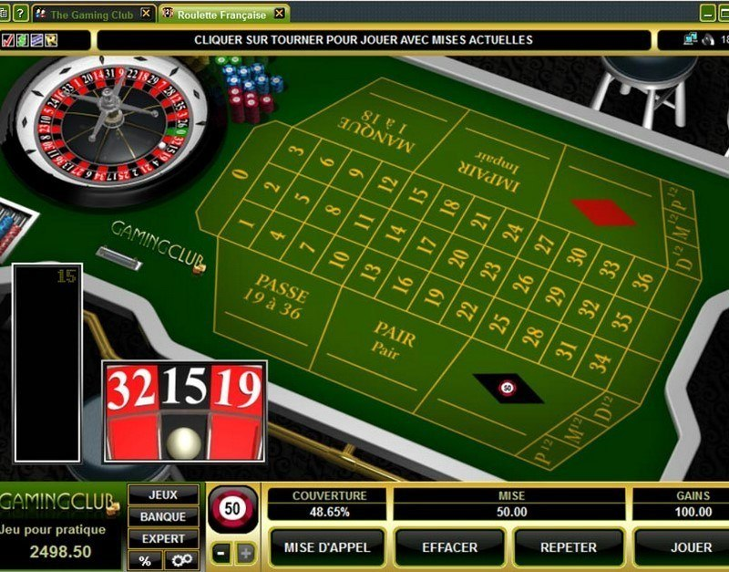 best free roulette game online