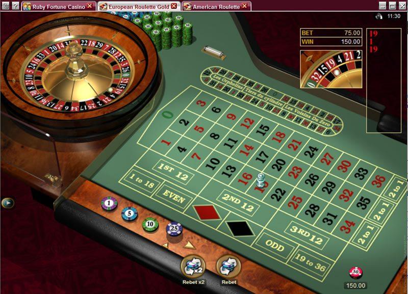 Online Casino Ruby Palace